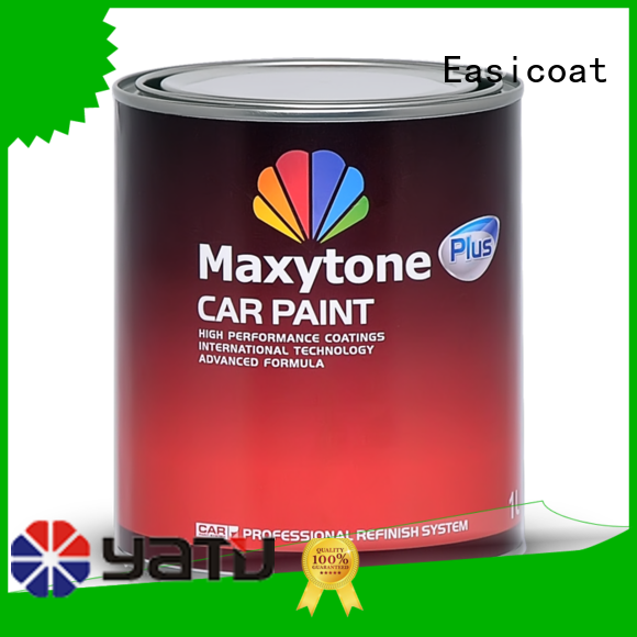 Easicoat paint car refinishing products industrial for vehicle