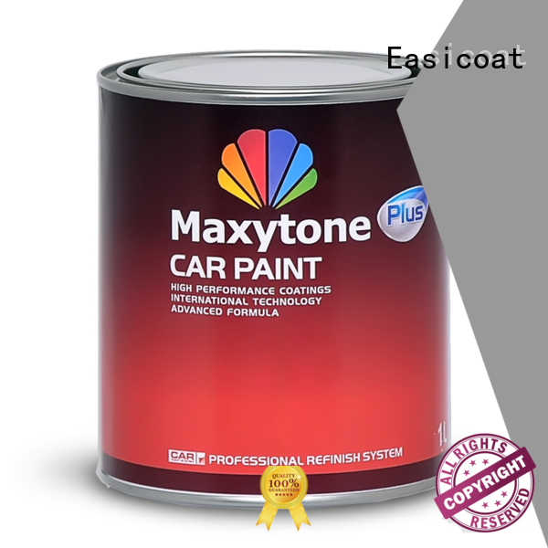 Easicoat epoxy waterborne car paint clear