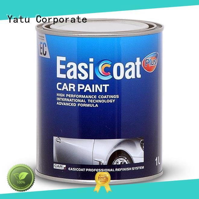 Easicoat metallic auto paint colors topcoat for sale