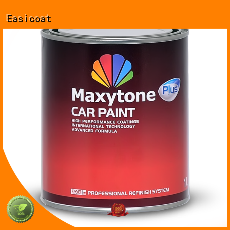 Easicoat auto water based auto paint velocity for vehicle