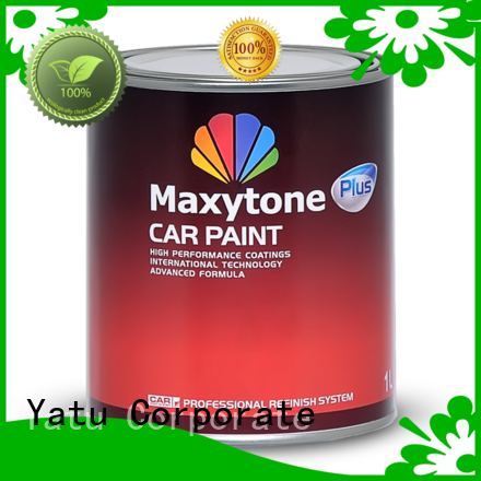 Easicoat coat waterborne car paint solid color car refinishing