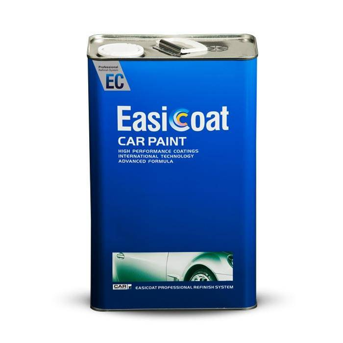 Easicoat EC 800 clearcoat waterproof car paint
