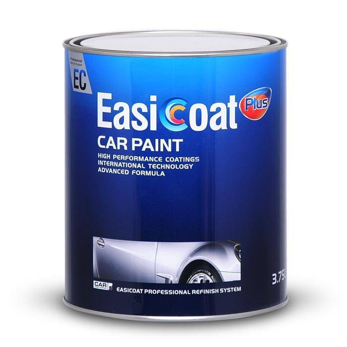 Easicoat 2K Solid Topcoat car paint protection