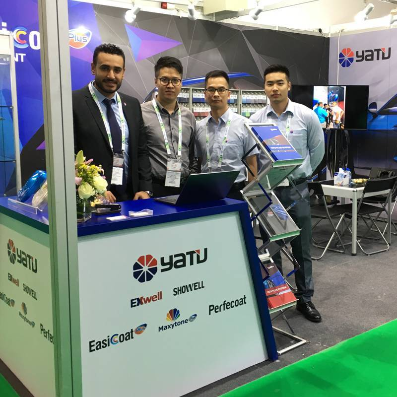 YATU at Automechankia Dubai 2019