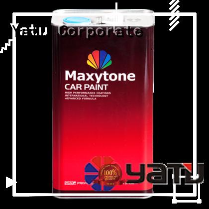 Maxytone MAX-3800 High Velocity Clear Coat
