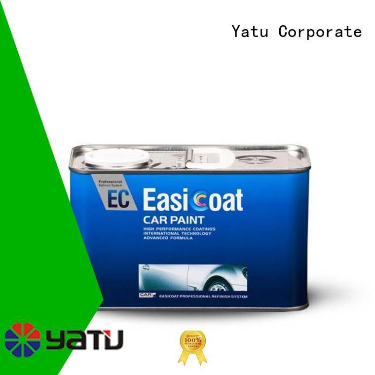 top selling water based spray paint topcoat for car factory
