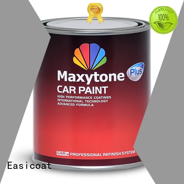clear low cost auto paint coating at discount for vehicle