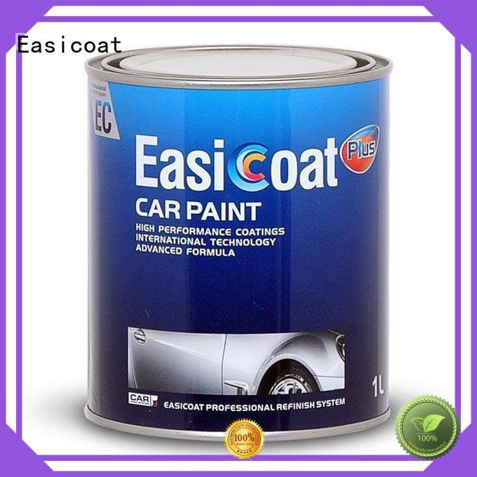 Easicoat high quality quality car paint clear coat car refinishing