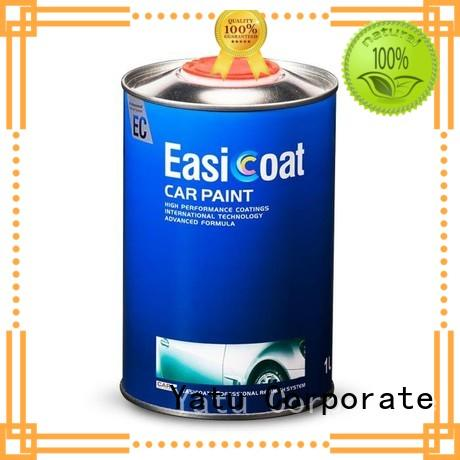 Easicoat metallic best auto paint thinner for vehicle