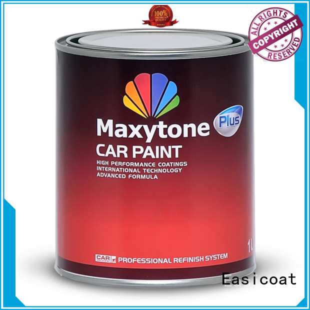 fast dry best car paint coating car solid color for decoration