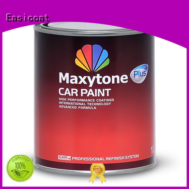 Easicoat car low cost auto paint clear for vehicle