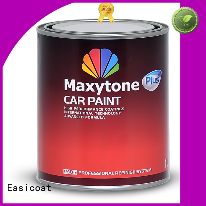 Easicoat car low cost auto paint clear for car factory