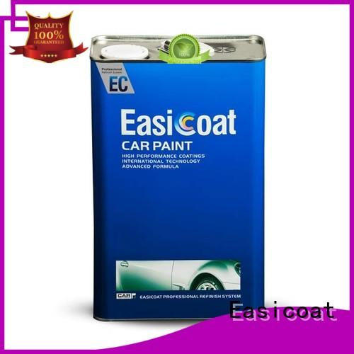 Easicoat paint flat car paint cheapest factory price for vehicle