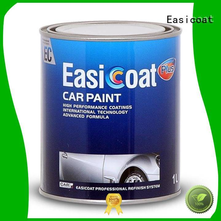 solid color quality car paint hardener topcoat for painting