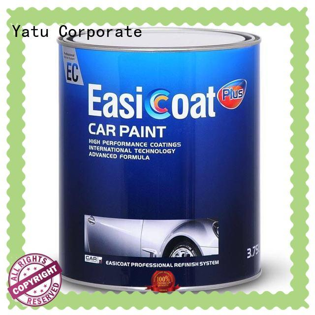 metallic quality car paint clearcoat for wholesale