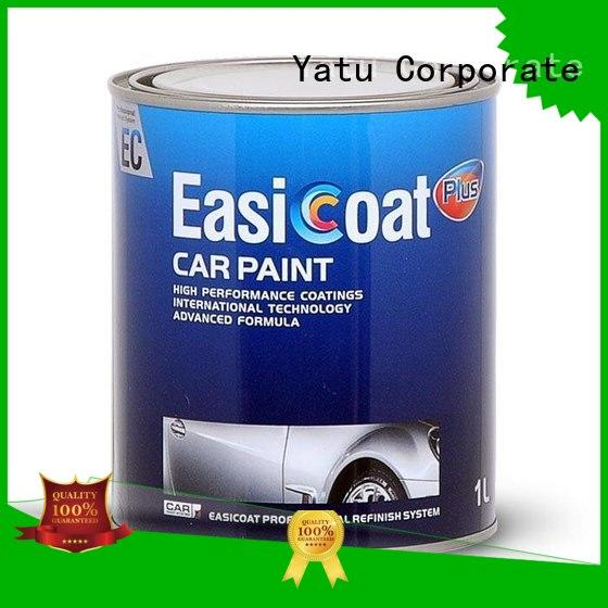 high quality car paint coating paint series for car factory