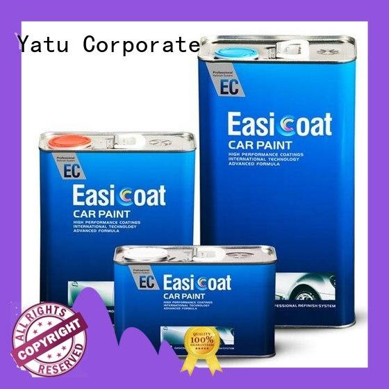 Easicoat EC 800 clearcoat car paint protection