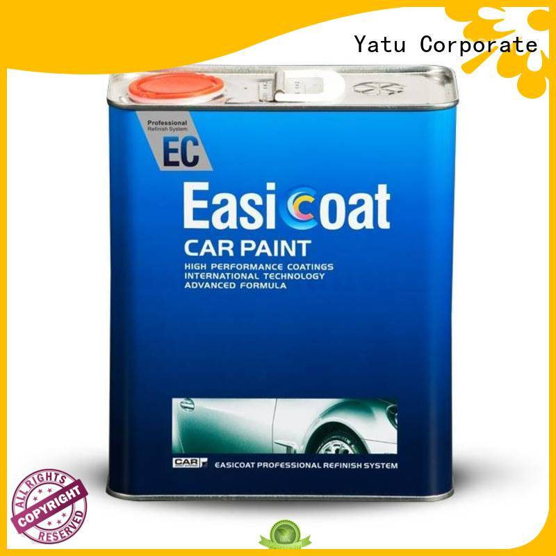 Easicoat basecoat new car paint car refinishing