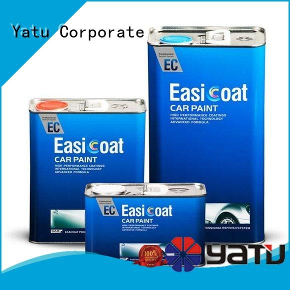best car paint protection basecoat for car factory Easicoat