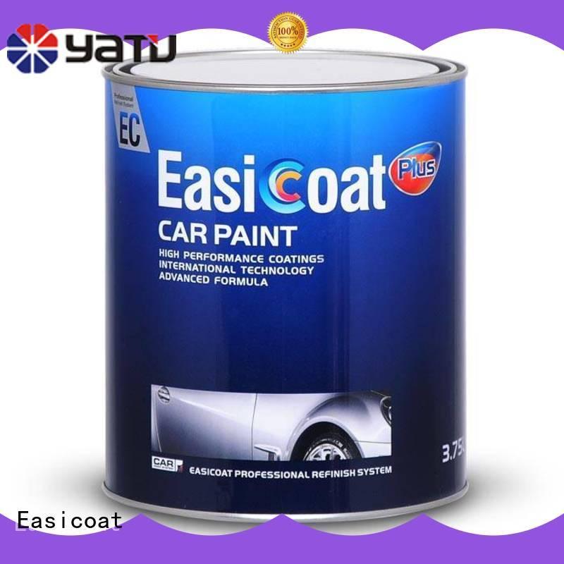 Easicoat thinner custom spray paint clear coat for decoration