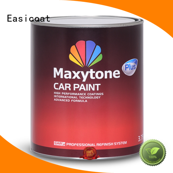 Easicoat custom color automotive car paint surface for decoration