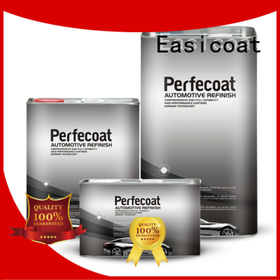 Easicoat New automotive refinish factory for sale