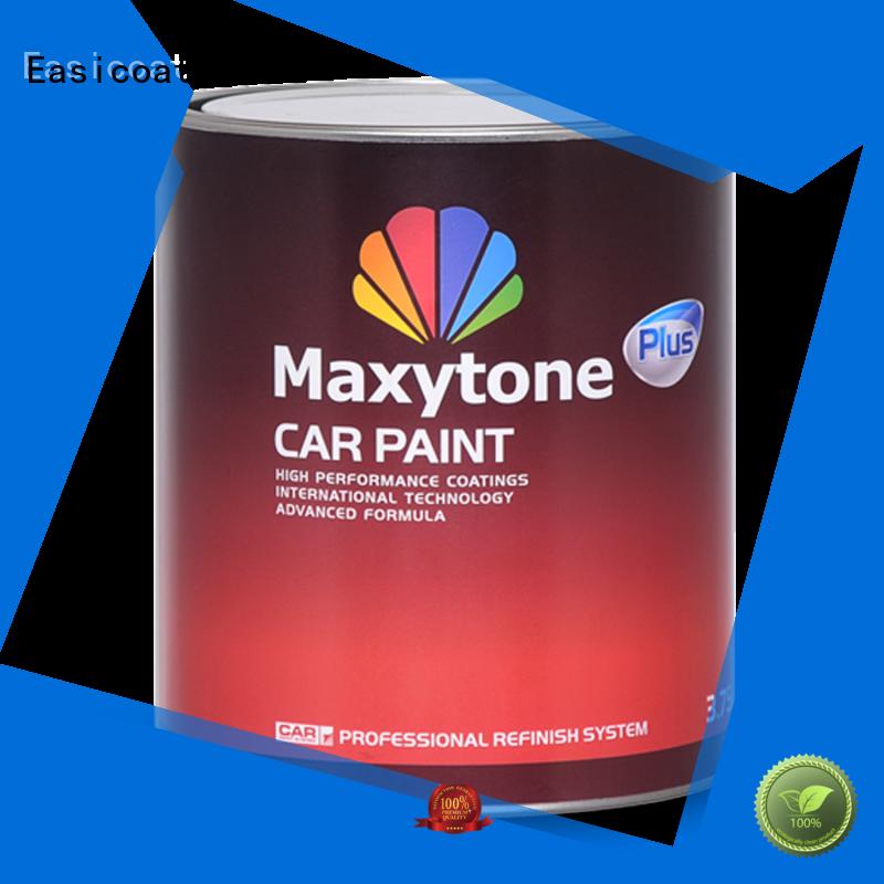 maxytone custom auto paint epoxy auto Easicoat