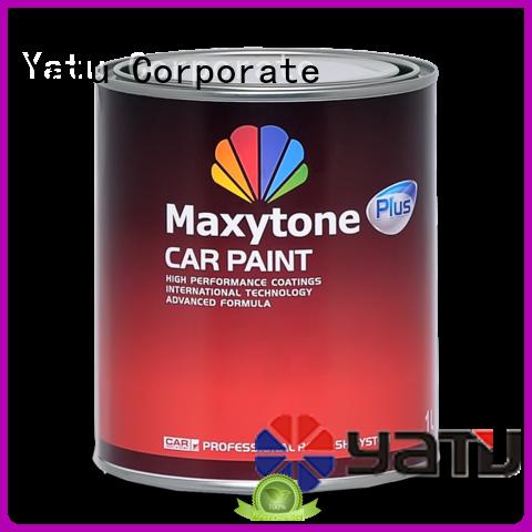Maxytone MAX-3520 1K Binder car paint coating