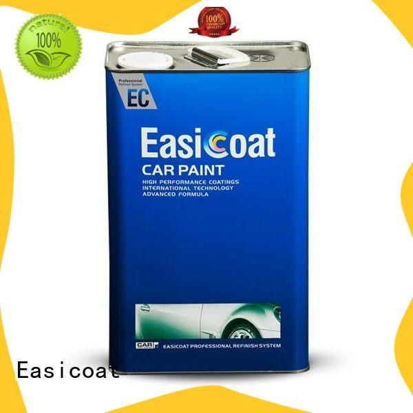 Easicoat solid auto spray paint car refinishing