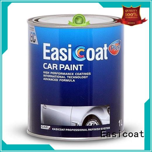 solid color auto paint colors metallic topcoat car refinishing