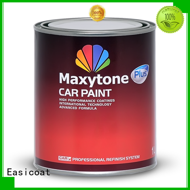 Easicoat car low cost auto paint solid color