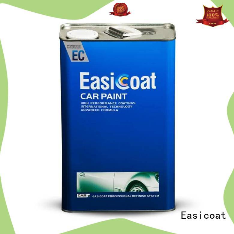 Easicoat best price get car painted universal car refinishing