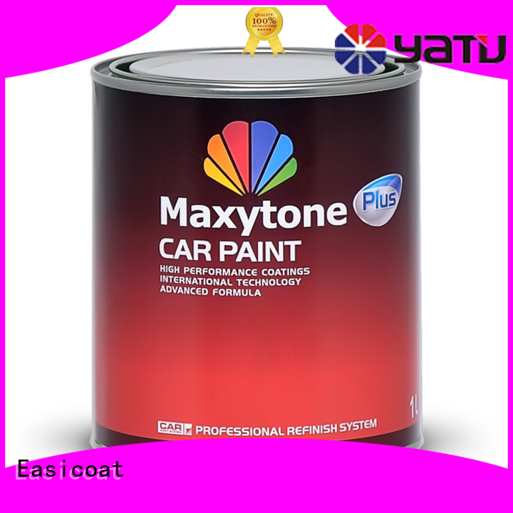 Easicoat clear waterborne car paint velocity for sale