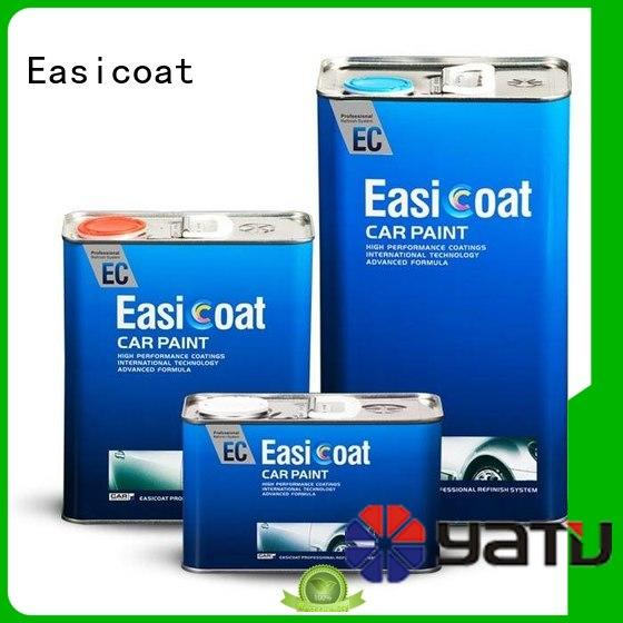 Easicoat clearcoat new car paint protection clear coat for decoration