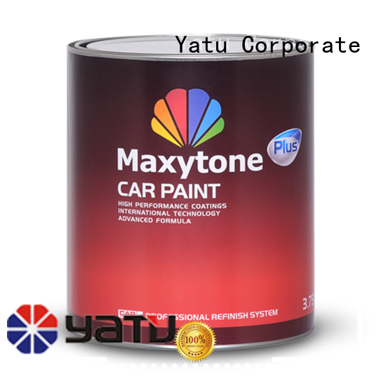 eye-catching waterborne paint custom color for vehicle Easicoat