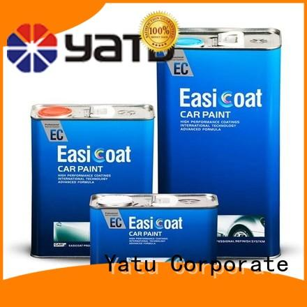Easicoat quality auto paint colors protection for vehicle