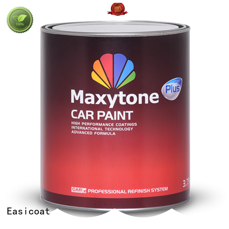 Easicoat clear auto paint & supply base coat for car factory