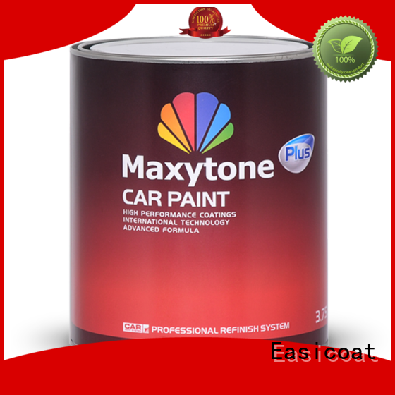 Easicoat popular white auto paint for wholesale
