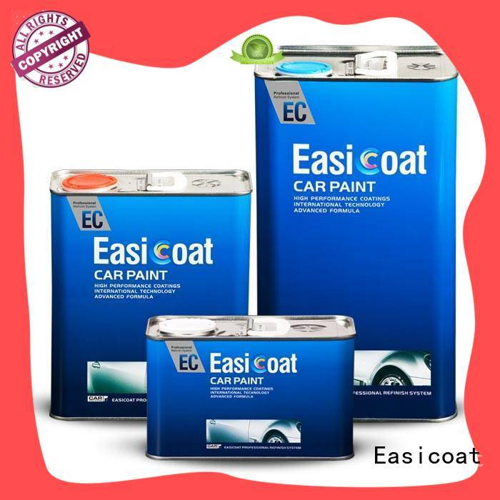 Easicoat high quality auto paint colors topcoat for sale
