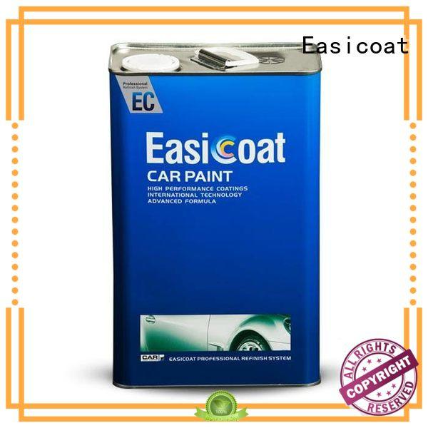 Easicoat wholesale water based spray paint cheapest factory price car refinishing
