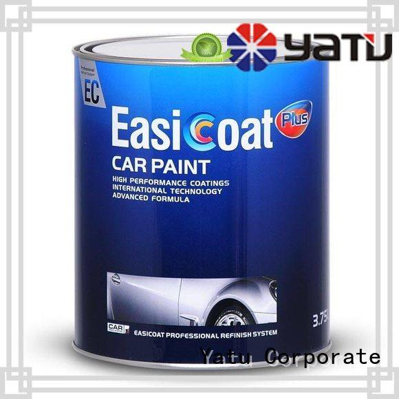 Easicoat solid color quality car paint series car refinishing