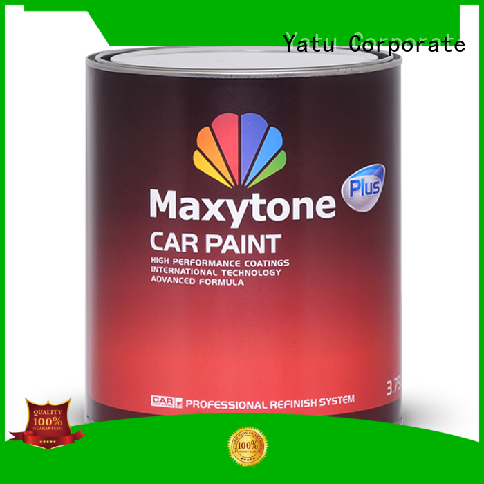 clear car paint finishes custom color for decoration