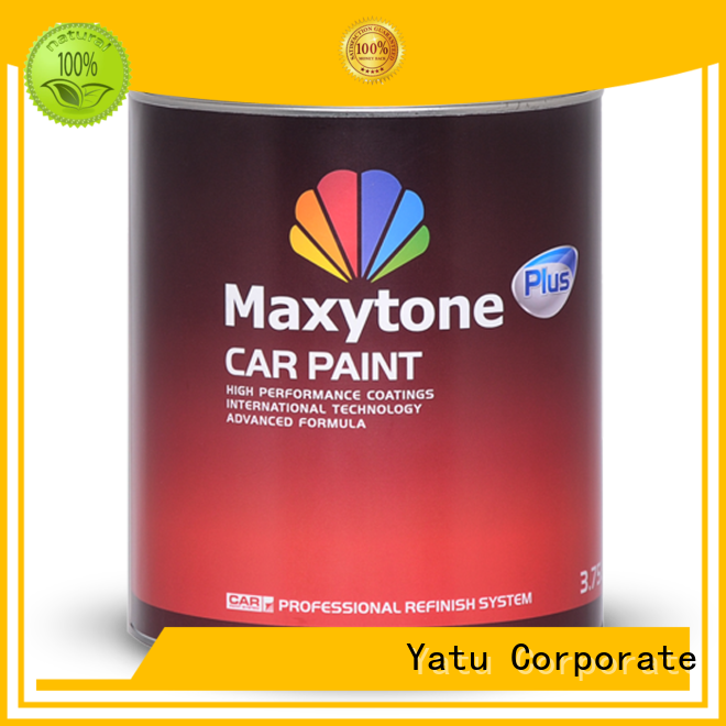 Easicoat clear waterborne paint base coat car refinishing