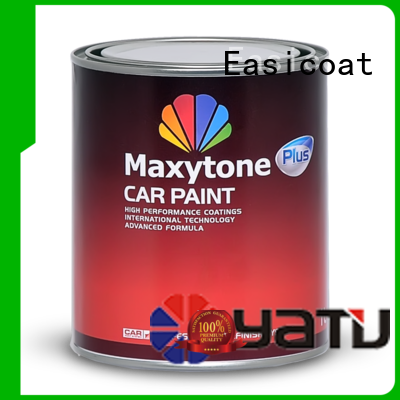 Easicoat clear waterborne car paint clear