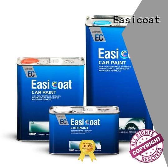 Easicoat series car paint coating basecoat for car factory