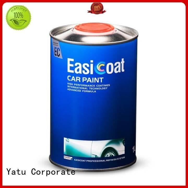 metallic custom car paint colors clearcoat series car refinishing