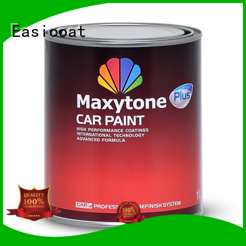 professional auto paint coat for painting Easicoat
