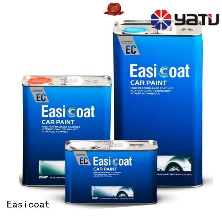 Easicoat Thinner Series custom car paint