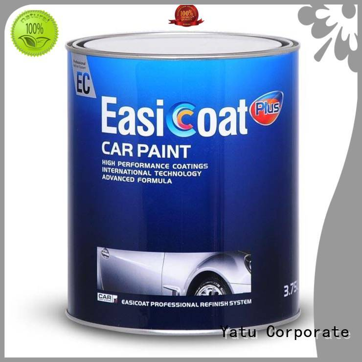 high quality best car paint protection paint basecoat for sale