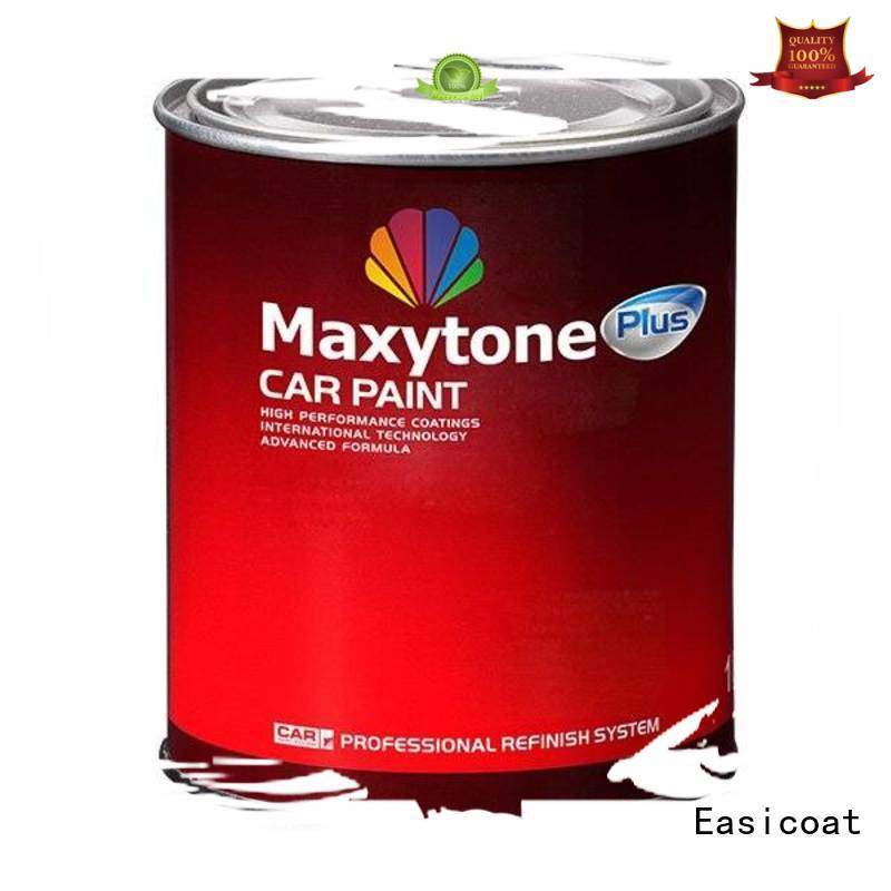 fast auto paint mixing base coat